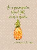 Pineapple Fruit Summer 2
