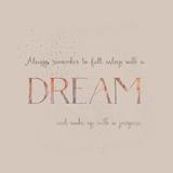 Dream Vintage Typography