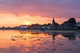 Sunset at Bosham in West Sussex