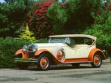 1929 Stutz model M Straight 8