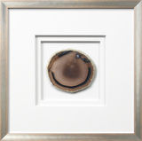 Siena Framed Agate - Earthtone
