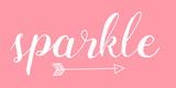 Sparkle Pink Arrow