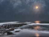 Atlantic Moonscape #1