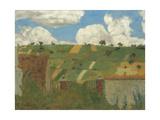 Landscape of the Ile-de-France, c.1894