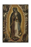 Virgin of Guadalupe (La Virgen de Guadalupe), 1691