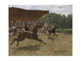 The False Start, c.1869-72
