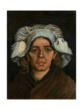 Head of a Woman, 1885