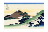 Inume Pass in the Kai Province, c.1830