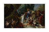 The Raising of Lazarus, c.1711