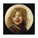 Laughing Child, c.1620-5