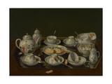 Still Life: Tea Set, c.1781-3