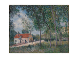 The Road from Moret to Saint-Mammes, 1883-85