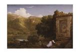 Il Penseroso, 1845