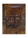 Santa Sofia, 1891