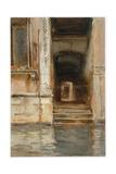 Venetian Passageway, c.1905
