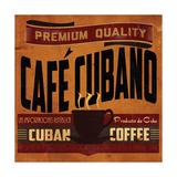 Cuban Coffee Sq