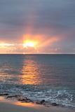 Island Sunset IV