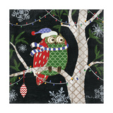 Winter Fantasy Owls III