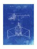 PP28 Faded Blueprint