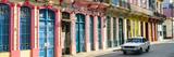 Cuba Fuerte Collection Panoramic - Colorful Facades Havana