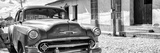 Cuba Fuerte Collection Panoramic BW - Cuban Chevy II