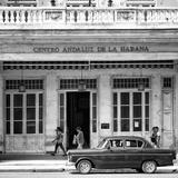 Cuba Fuerte Collection SQ BW - Centro Andaluz de la Habana