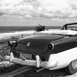 Cuba Fuerte Collection SQ BW - Classic Car Cabriolet
