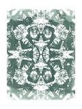 Sea Green Kaleidoscope I