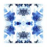 Blue Kaleidoscope II