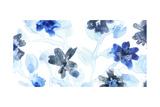 Blue Gossamer Garden V