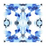 Blue Kaleidoscope IV