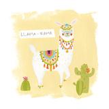 Pom Pom Llama Rama III