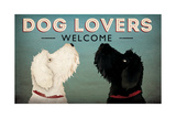 Doodle Dog Lovers Welcome