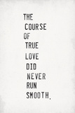 True Course