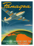 Panagra - Serving the Americas Since 1928 - Pan American - Grace Airways