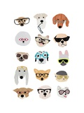 Dogs with Glasses