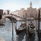 Rialto Bridge Gondolas