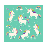 Unicorn Frolic