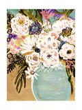 Summer Flowers in a Vase I