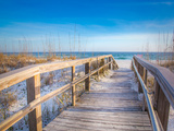 White Sand Beach Pensacola Boardwalk