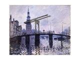 Le Pont, Amsterdam, 1870-71