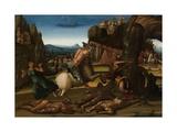 Saint George and the Dragon, c.1500