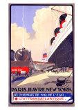 Paris-Havre-New York