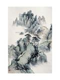 Serial Peaks of Mt. Huang