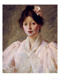 Young Woman in Pink, 1905