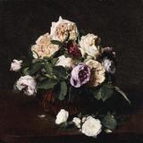 Vase de Fleurs, 1876