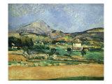 Plain of the Mount St. Victoire
