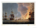The Battle of the Nile 1st August 1798