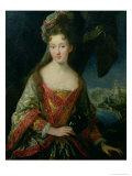 Portrait of Princess Louise-Hippolyte