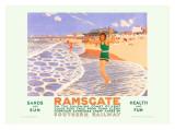 Southern Railway, Ramsgate Beach